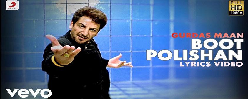 Boot Polishan Song Gurdas Maan