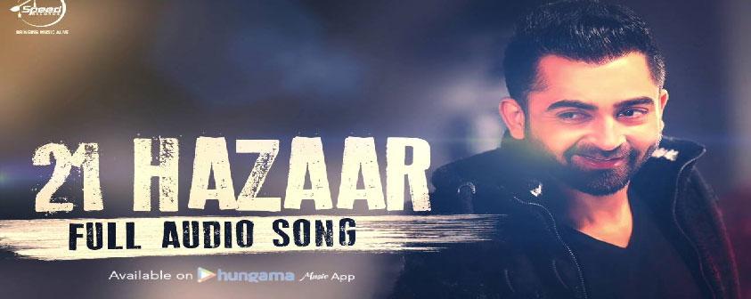 21 Hazaar Song Sharry Mann