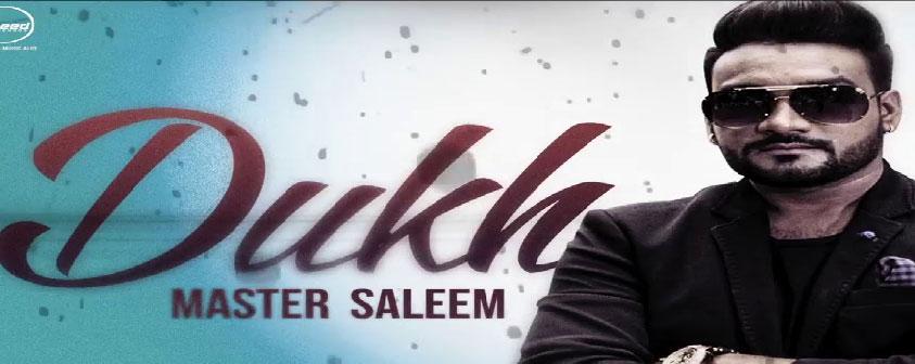 Dukh Song Master Saleem