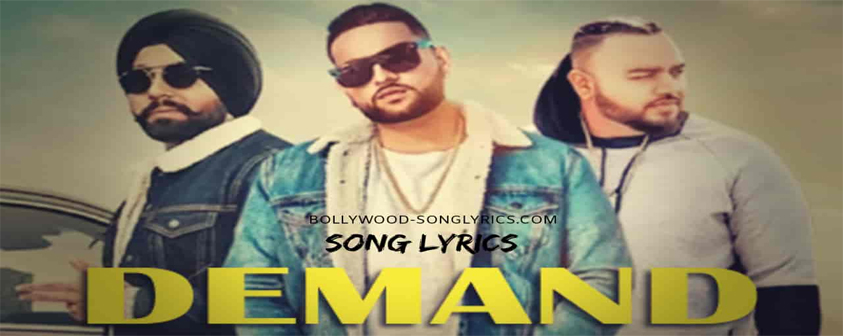 Demands song Kawal Bhullar Feat. Karan Aujla