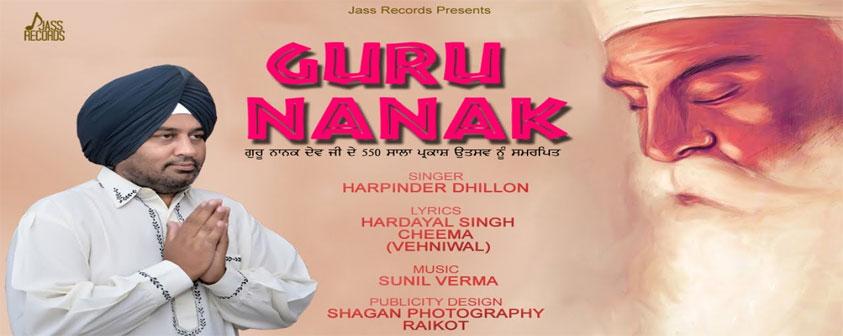 Guru Nanak Song Harpinder Dhillon