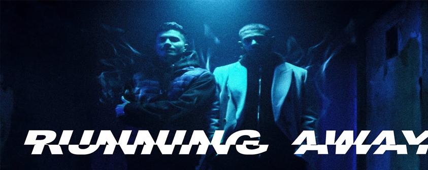 Running Away Song Jaz Dhami x Arjun