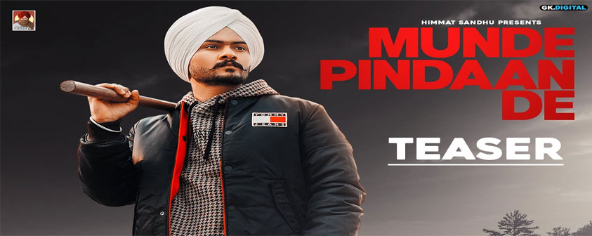 Teaser Munde Pindaan De Song Himmat Sandhu