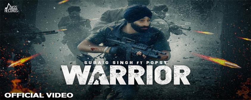Warrior Song Subaig Singh