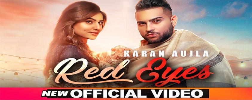Red Eyes Song Karan Aujla