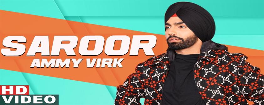 Saroor song Ammy Virk