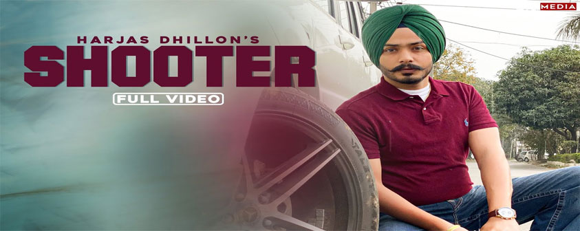 Shooter Song Harjas Dhillon