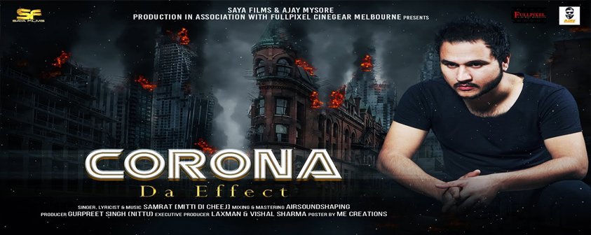 Corona Da Effect song Samrat