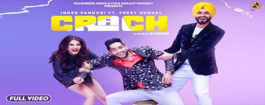 Crack song Inder Pandori & Neetu Bhalla