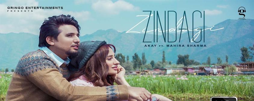 Zindagi song Akay