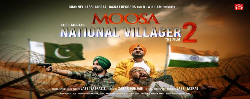 National Villager 2 - Moosa song Jassi Jasraj