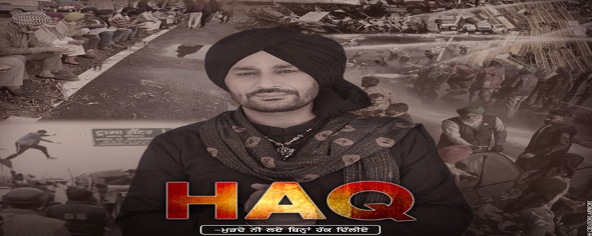 Haq song Harbhajan Mann